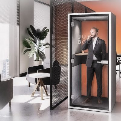 Just Booth by Smartphone Box