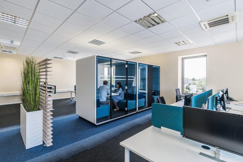 Work Box XL-N - Meetingkabine