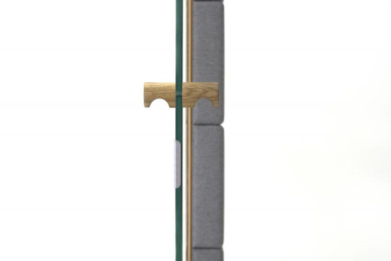 Silent Cubiq - Holzgriff
