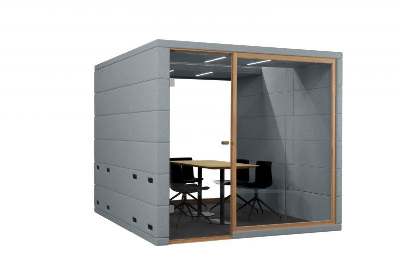Meetingraum Klimaanlage