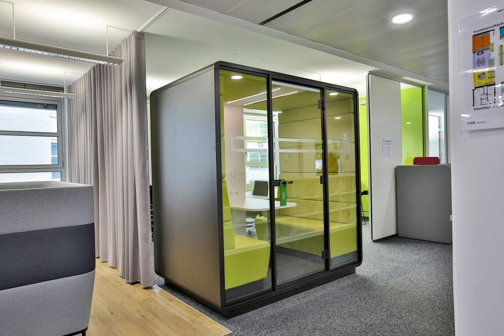 Workbox XL Meetingkabine