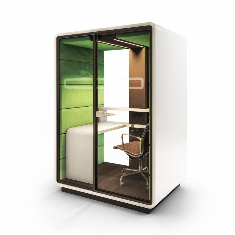Smartphone Box XL grün