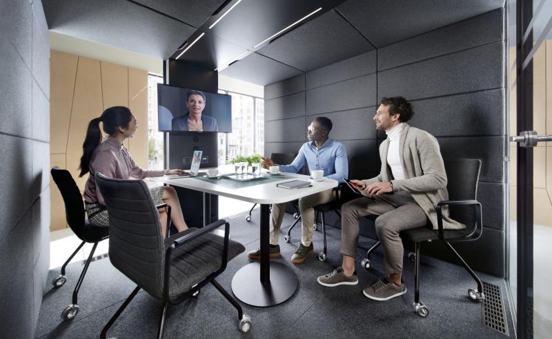Meetingkabine Raum in Raum