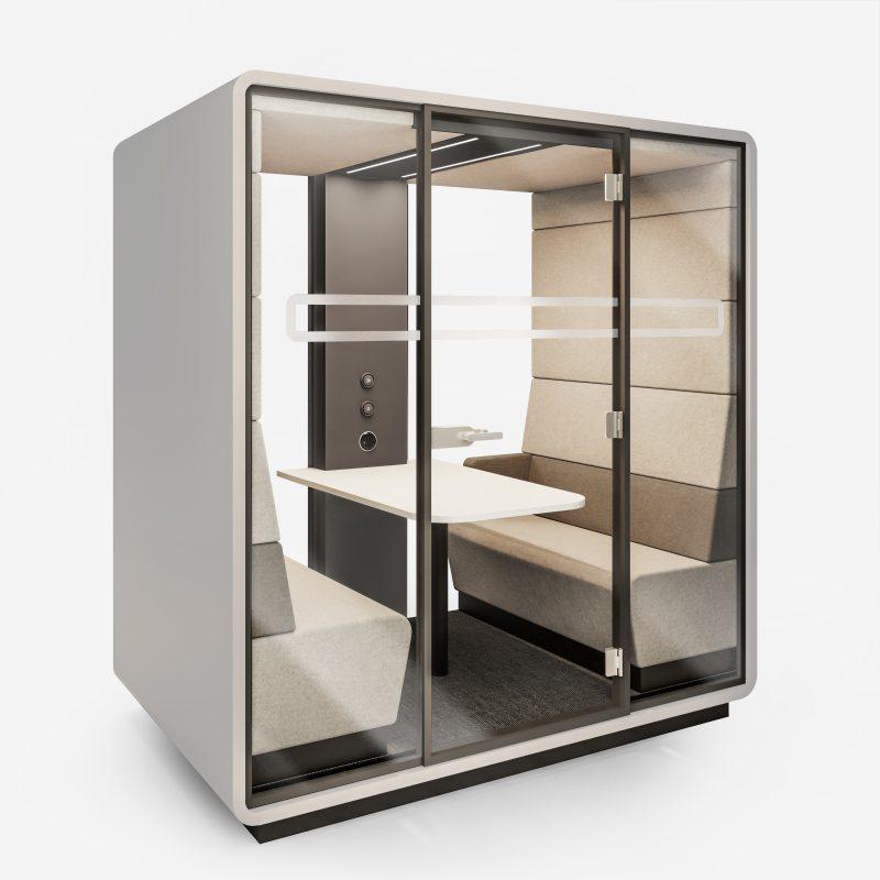 Work Box XL-N weiß