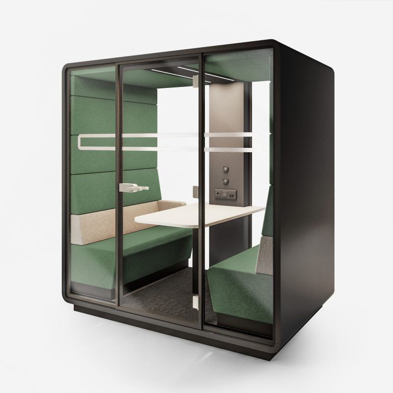 Work Box XL-N anthrazit grün