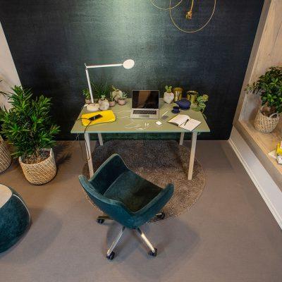 Home Office Set Tisch und Stuhl
